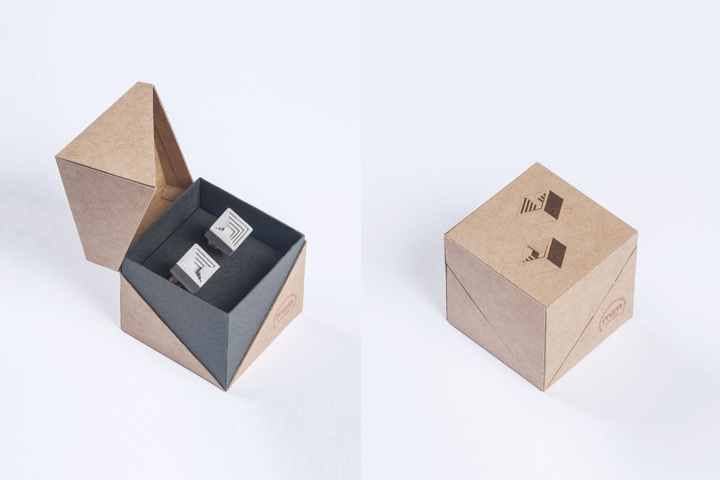 material immaterial space Mumbai-based studio material immaterial has created spaces, a set of miniature concrete buildings to celebrate the concrete beauty, and efficacy.