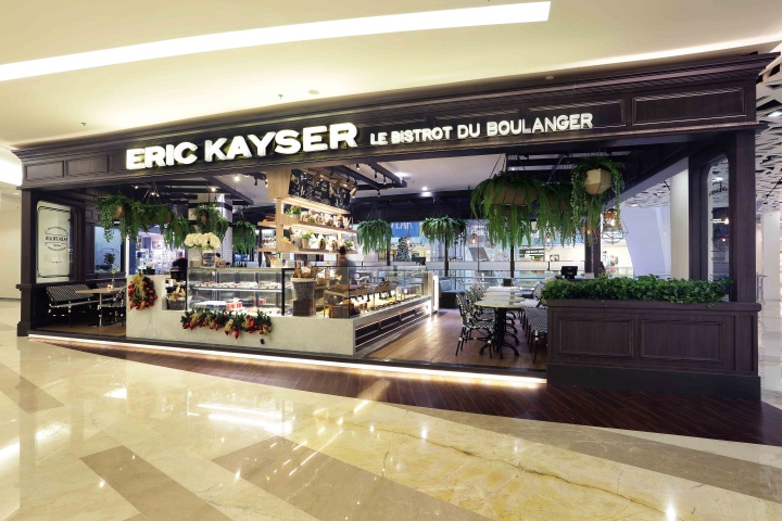 Eric Kayser Gandaria City By Metaphor Interior Jakarta Indonesia