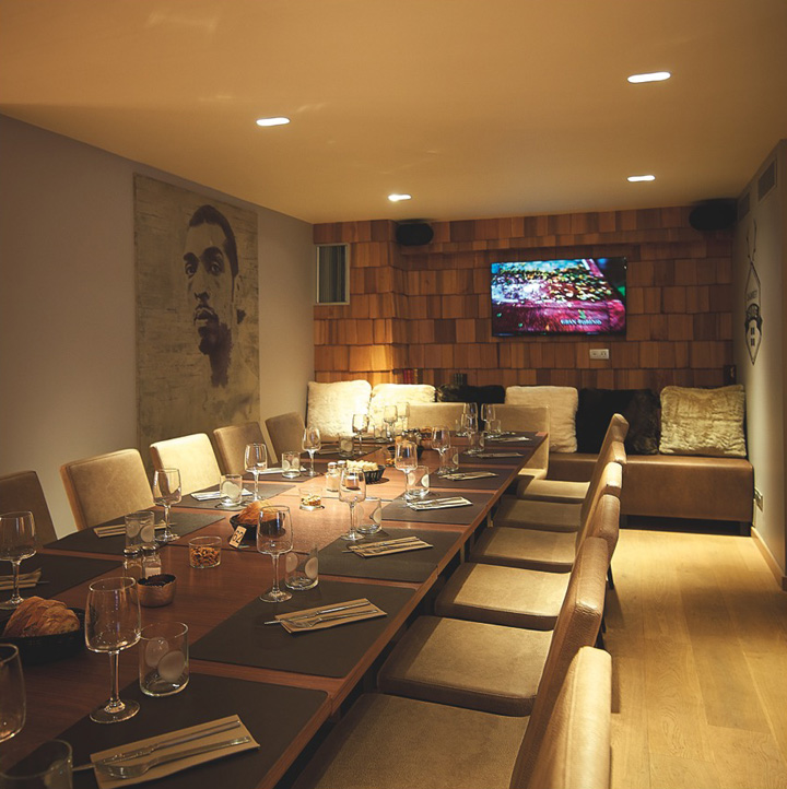 Gran torino restaurant by la cox emc2 studio chamb ry for Hotel design torino
