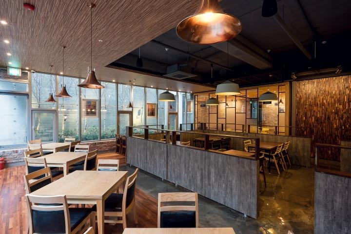 Korean restaurant interior design pixshark