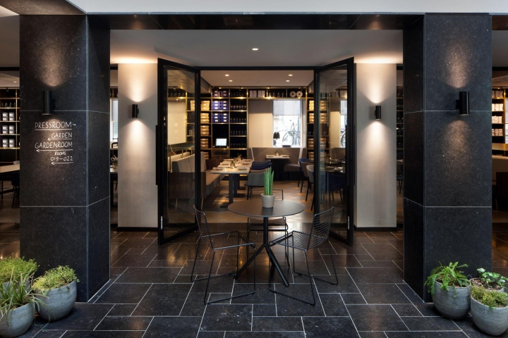 187 Ink Hotel By Concrete Amsterdam Netherlands