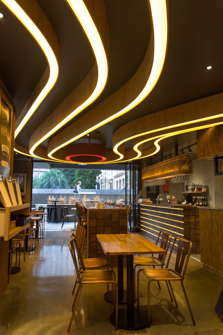 Design By: » Jabiru Bar & Restaurant By Creative 9, Brisbane