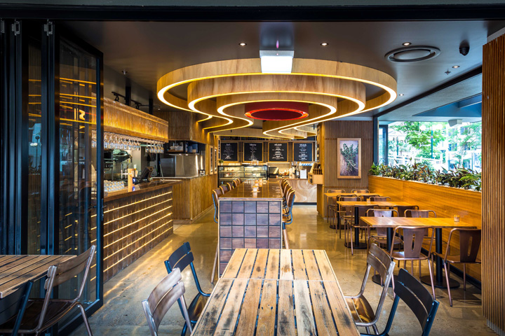 Jabiru Bar Amp Restaurant By Creative 9 Brisbane