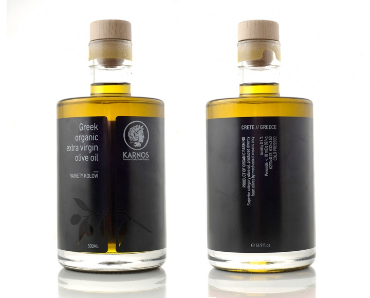 187 Karnos Olive Oil Packaging By Squeeze Creative Workshop