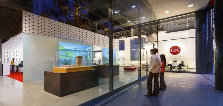 Lpa office san jose california retail design