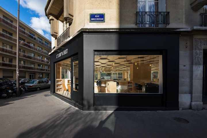 Les dada east hair and styling salon by joshua florquin for Best hair salons in paris