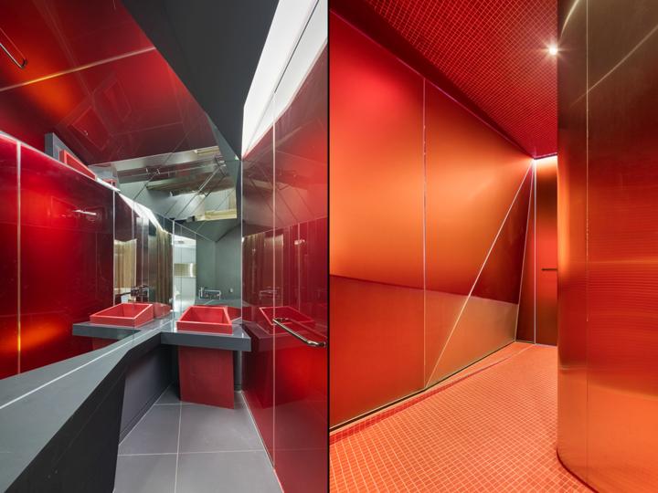 Libertango room by Seungmo Lim, Seoul – South Korea