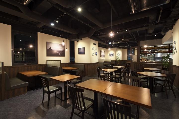 Little sheep hot pot abiko restaurant by zycc osaka for Design hotel osaka