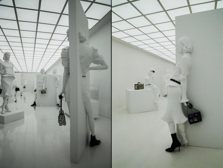 louis vuitton installation scenography by es devlin  london  u2013 uk  u00bb retail design blog