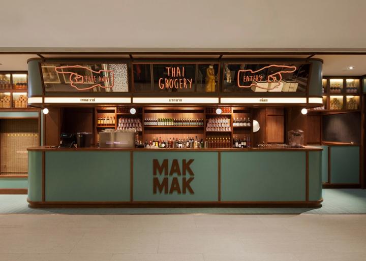 Mak restaurant by nc design architecture hong kong