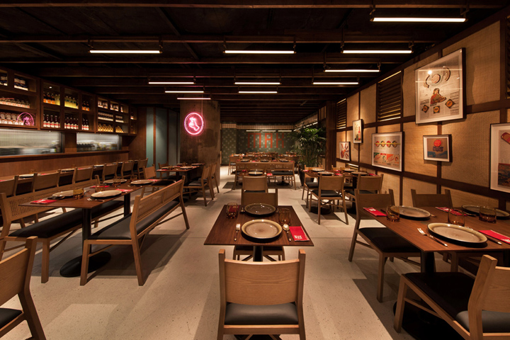 Hotels restaurants retail design