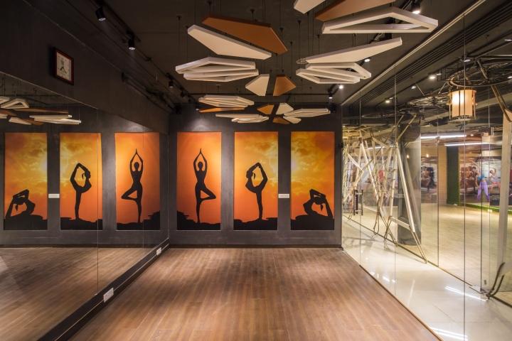 Moksha Fitness And Spa By Studio Ardete Panchkula India Retail Design Blog