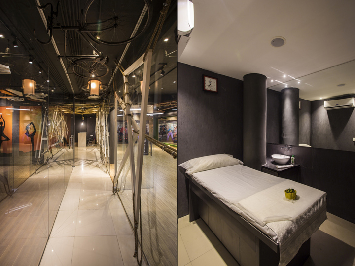 Panchkula India  city pictures gallery : ... and Spa by Studio Ardete, Panchkula – India » Retail Design Blog