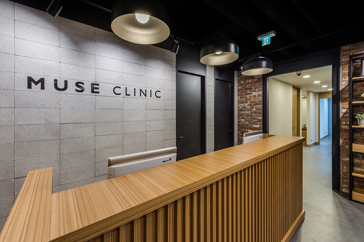 Etonnant Muse Clinic By Design Aram, Incheon U2013 South Korea