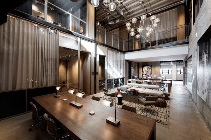 187 Neuehouse Hollywood By David Rockwell Los Angeles