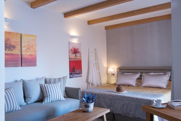 Omiros boutique hotel by ninos rethymno crete greece for Boutique design consultancy