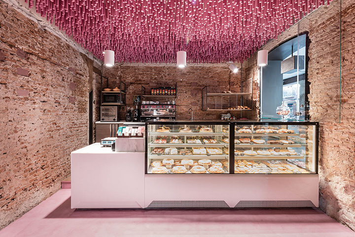 Patisserie by ideo arquitectura alcal de henares spain Arquitectura alcala de henares