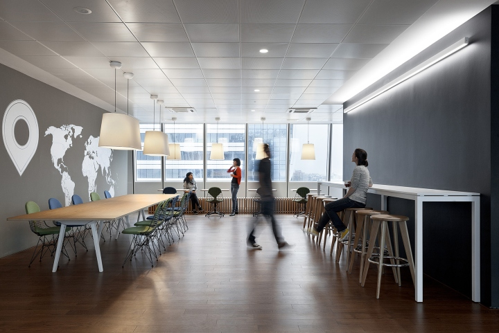 187 Paysafe Office Space By Cache Atelier Sofia Bulgaria