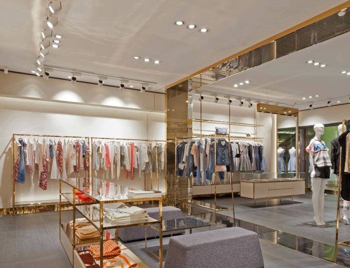finest selection 5a9a5 3fc26 Pinko boutique by Studio Matteo Colla, Beijing – China