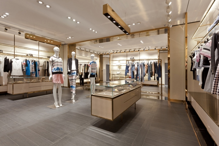 Pinko 187 Retail Design Blog