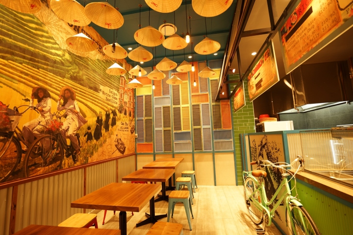 Saigon Senses Restaurant By Span Design Wollongong
