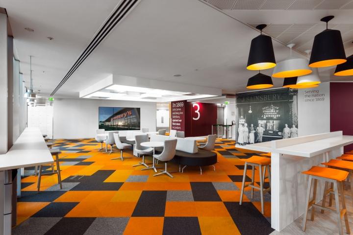 Sainsbury's Central London HQ by Pope Wainwright & Wykes, London – UK