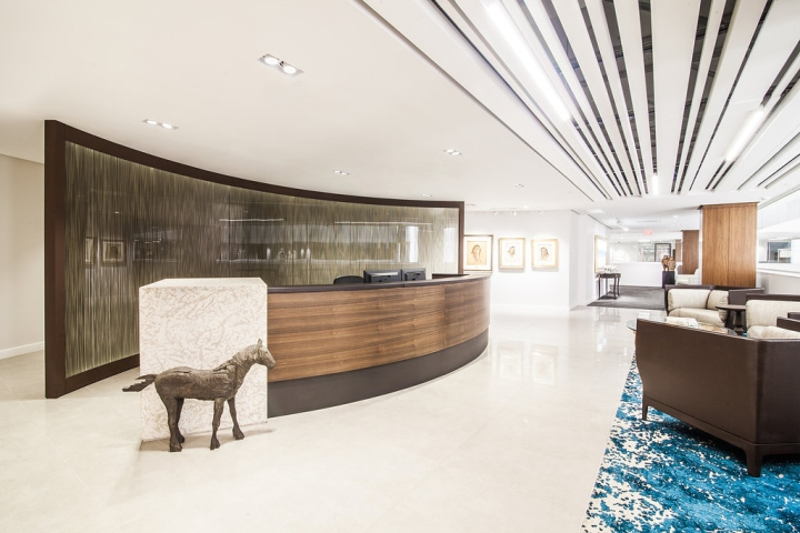Mckinley burkart has designed the new offices of shaw communications located in calgary the shaw design team worked with mckinley burkart to create