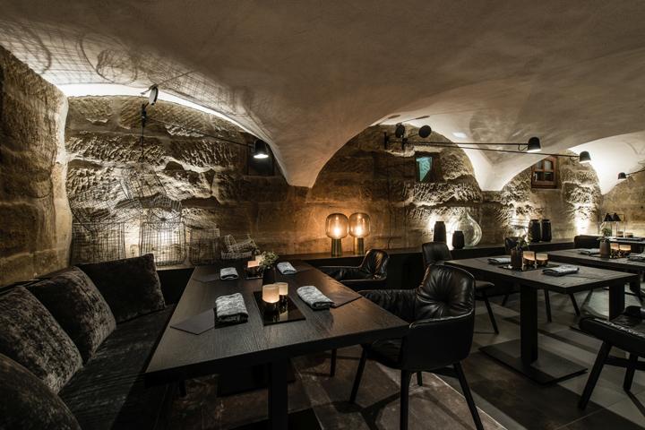 Sosein resaturant by toc designstudio nuremberg for Design hotel vosteen nuremberg