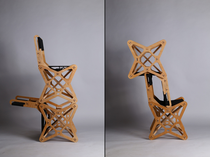 tensegrity furniture. Designer Konstantin Achkov Is A Sculptor Who Worked For Many Years With Complex Structures Like \u201ctensegrity\u201d. This The One Of Reasons That Electron Tensegrity Furniture