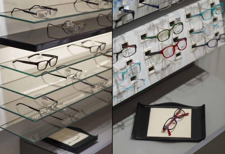 Titan Eyeplus eyewear store by Foley Designs f32a30c32e2c