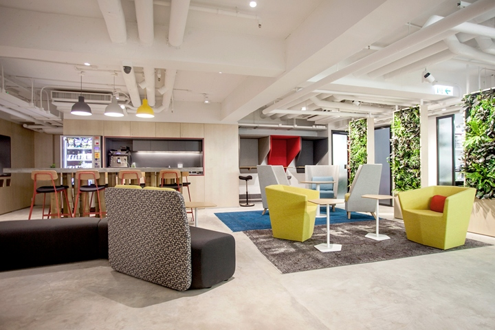 Urban Serviced Offices By Design And Build Hong Kong