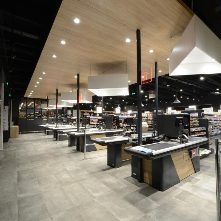 187 Vmv Supermarket By Cityscape Architects Sofia Bulgaria