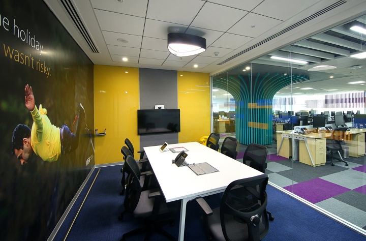 Visa Offices By Dsp Design Associates Bangalore India 10