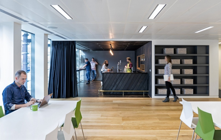 Zendesk office by blitz london uk retail design blog for Zendesk office design