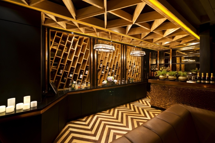 187 3rd Avenue Bar By Einstein Amp Associates Jakarta Indonesia