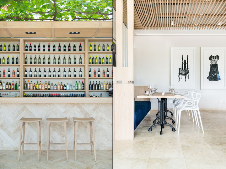 ... Successful Restaurants Such As Carne, Interior Design Firm Inhouse  Brand Architects Was The Obvious Choice For The Much Anticipated 95 At  Morgenster.
