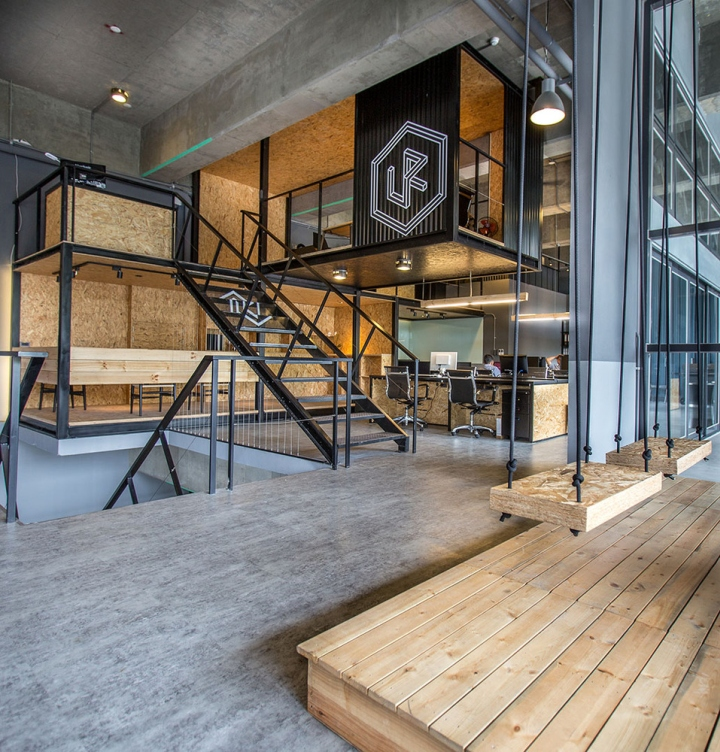 ALP Logistic Office By JC Architecture, Taipei