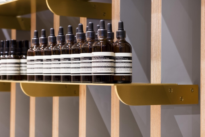 Aesop Store By Naturehumaine Montreal Canada 187 Retail