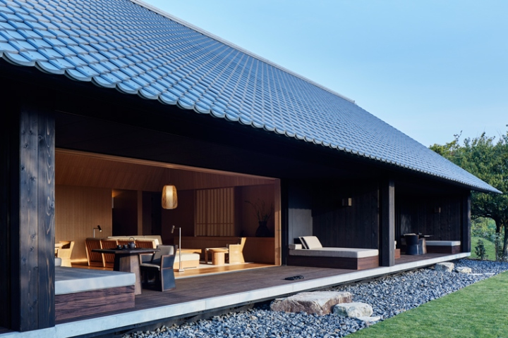 Amanemu resorts by kerry hill architects ise shima for Design hotel japan