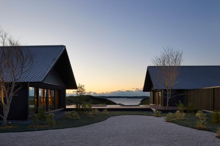 Amanemu Resorts By Kerry Hill Architects Ise Shima