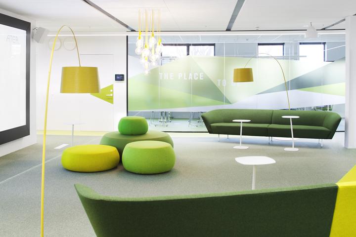 atea office by monica stavem design fredrikstad norway