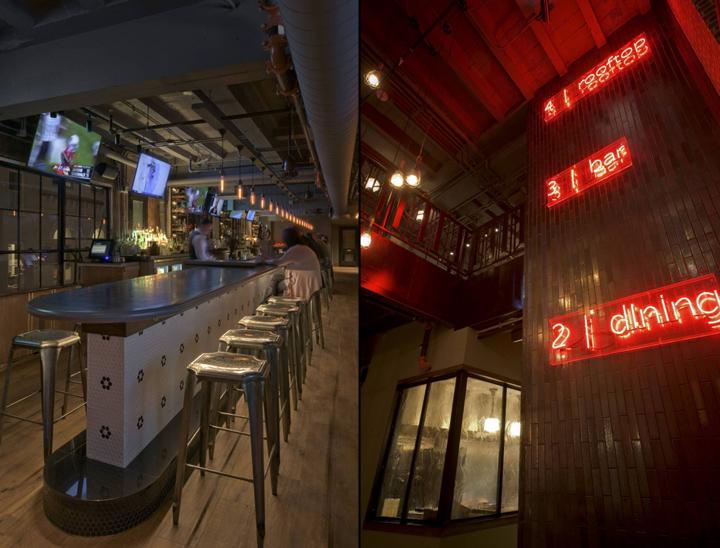 Bar deco by core washington d c
