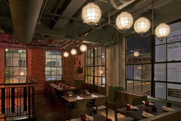 Bar Deco Washington DCs Latest Restaurant And Rooftop Destination Was Designed By Architecture Design Firm CORE
