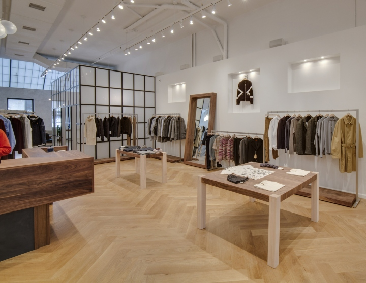 CARSON STREET Flagship Store By Emporium Design New York City