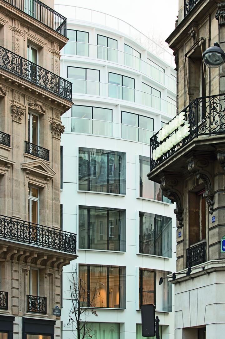 Cloud paris by philippe chiambaretta architecte drancy - Architecte designer paris ...