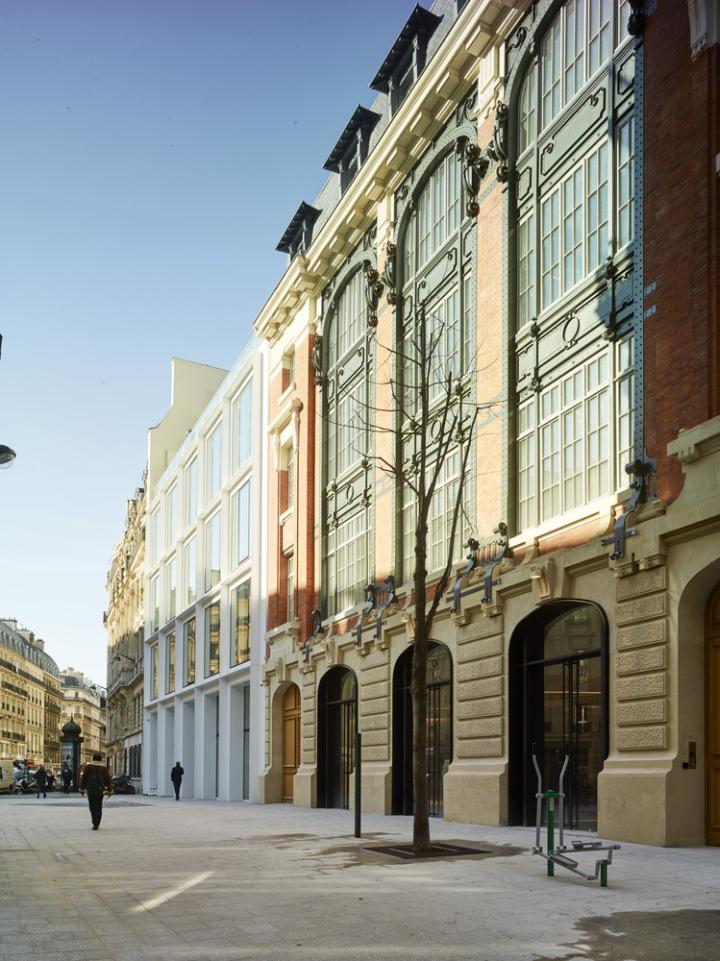 # Cloud.Paris by Philippe Chiambaretta Architecte, Drancy ...