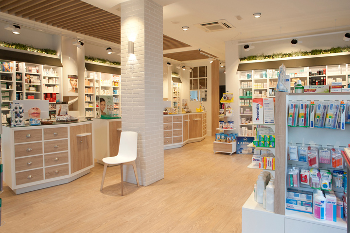 pharmacy retail design blog - Pharmacy Design Ideas