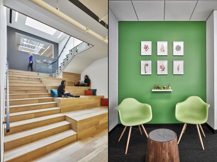 Designer Katja Marais Interior ARCHITECT OF RECORD Spector Group PHOTOGRAPHY CREDIT Garrett Rowland
