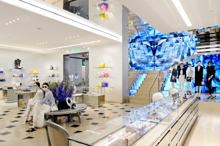 187 Dior Flagship Store By Peter Marino Miami Florida