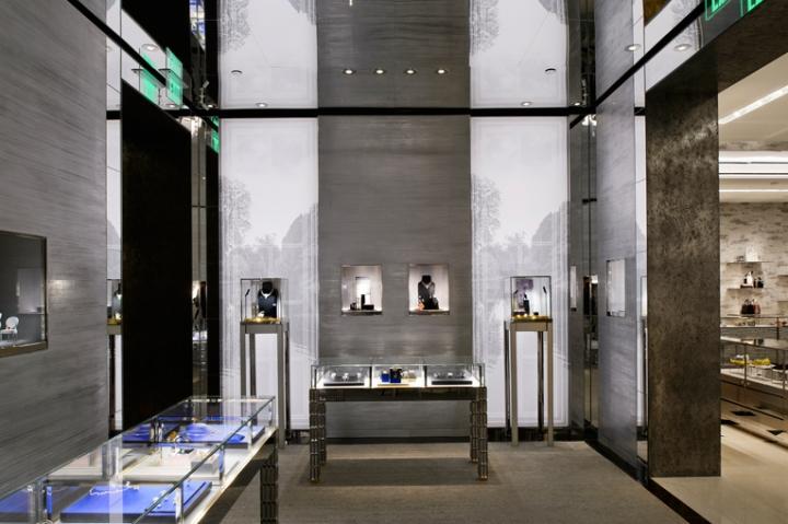 187 Dior Flagship Store By Peter Marino Miami Florida